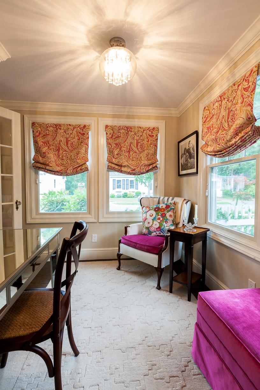 93 Wilshire, Needham sitting room