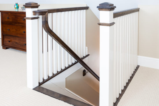 details stairs