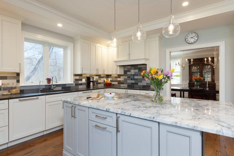 Carver Road House Kitchen