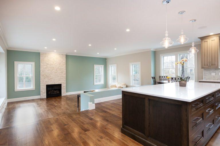 Sheridan House kitchen